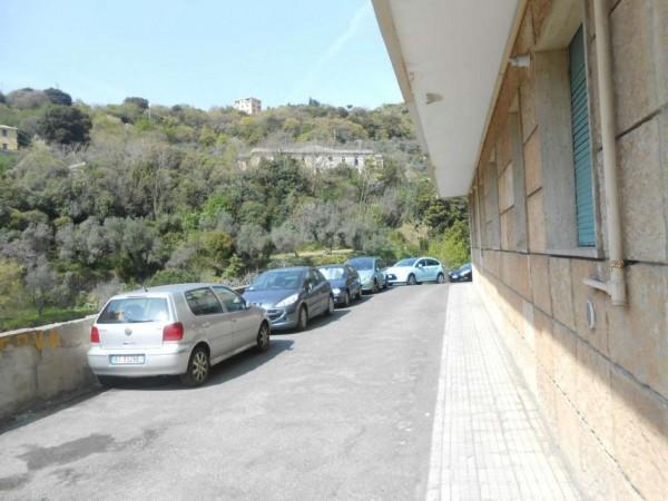 Appartamento in affitto a Genova, Adiacenze Monoblocco, Arredato, con giardino, 77 mq - Foto 9