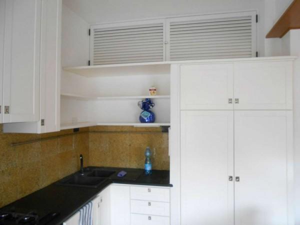 Appartamento in affitto a Genova, Adiacenze Monoblocco, Arredato, con giardino, 77 mq - Foto 42