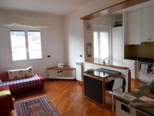 Appartamento in affitto a Genova, Adiacenze Monoblocco, Arredato, con giardino, 77 mq