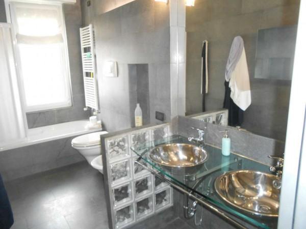 Appartamento in affitto a Genova, Adiacenze Monoblocco, Arredato, con giardino, 77 mq - Foto 30