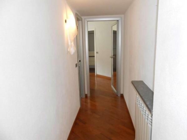 Appartamento in affitto a Genova, Adiacenze Monoblocco, Arredato, con giardino, 77 mq - Foto 23