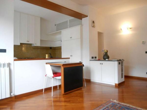 Appartamento in affitto a Genova, Adiacenze Monoblocco, Arredato, con giardino, 77 mq - Foto 44