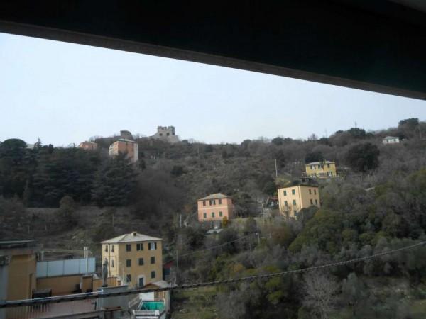 Appartamento in affitto a Genova, Adiacenze Monoblocco, Arredato, con giardino, 77 mq - Foto 11