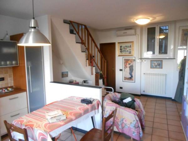 Appartamento in vendita a Genova, Adiacenze Piazza Dinegro, Arredato, 56 mq