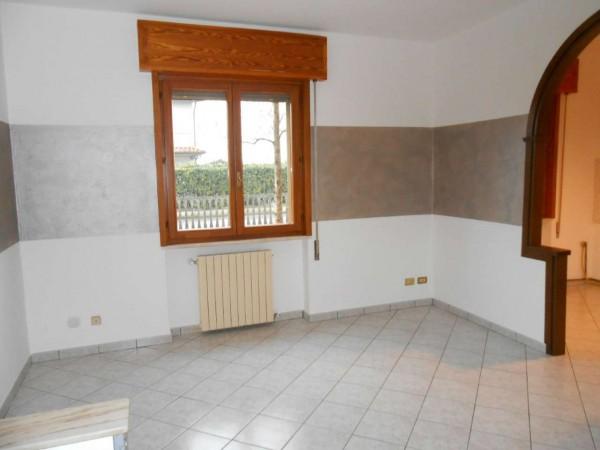 Appartamento in vendita a Vailate, Residenziale, Con giardino, 101 mq