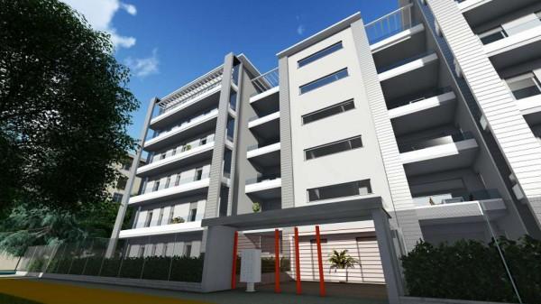 Appartamento in vendita a Brescia, Con giardino, 100 mq