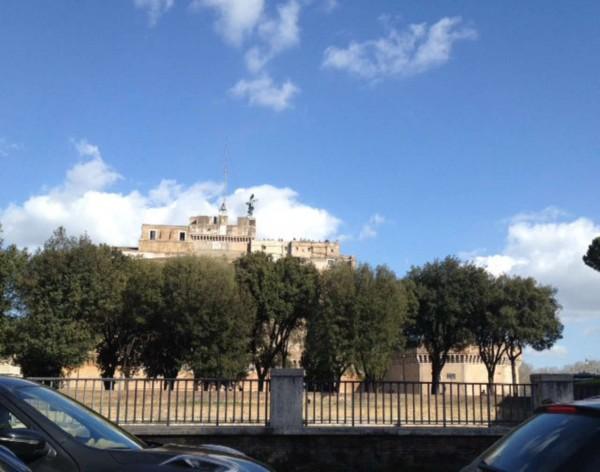 Appartamento in vendita a Roma, Prati, Con giardino, 110 mq