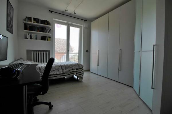 Appartamento in vendita a San Gillio, Centro, Con giardino, 192 mq - Foto 15