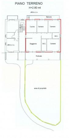 Appartamento in vendita a San Gillio, Centro, Con giardino, 192 mq - Foto 3