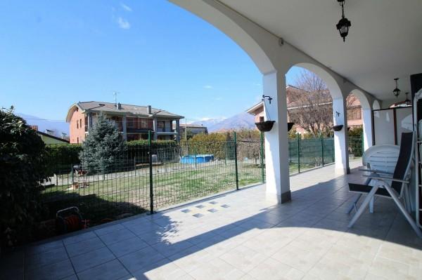 Appartamento in vendita a San Gillio, Centro, Con giardino, 192 mq - Foto 1