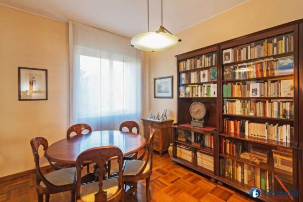 Appartamento in vendita a Milano, Con giardino, 180 mq - Foto 20