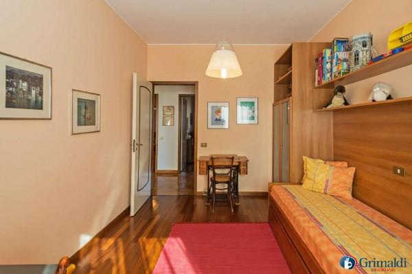 Appartamento in vendita a Milano, Con giardino, 180 mq - Foto 13