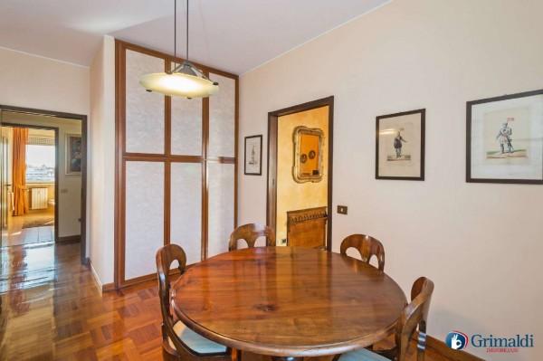 Appartamento in vendita a Milano, Con giardino, 180 mq - Foto 19
