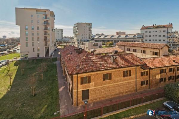Appartamento in vendita a Milano, Con giardino, 180 mq - Foto 26