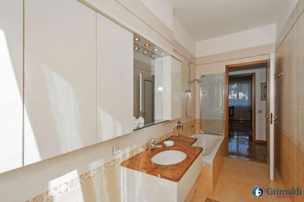 Appartamento in vendita a Milano, Con giardino, 180 mq - Foto 15