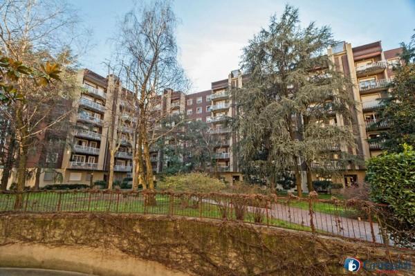 Appartamento in vendita a Milano, Con giardino, 180 mq - Foto 5