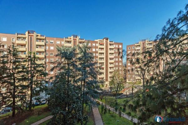 Appartamento in vendita a Milano, Con giardino, 180 mq - Foto 30