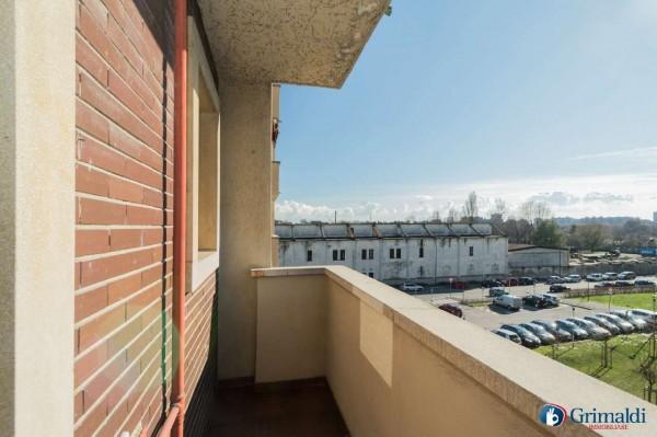 Appartamento in vendita a Milano, Con giardino, 180 mq - Foto 27
