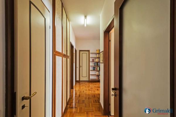 Appartamento in vendita a Milano, Con giardino, 180 mq - Foto 24