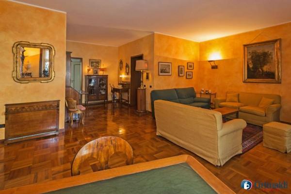 Appartamento in vendita a Milano, Con giardino, 180 mq - Foto 34