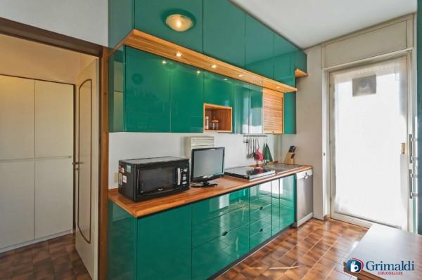 Appartamento in vendita a Milano, Con giardino, 180 mq - Foto 28