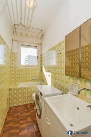 Appartamento in vendita a Milano, Con giardino, 180 mq - Foto 22