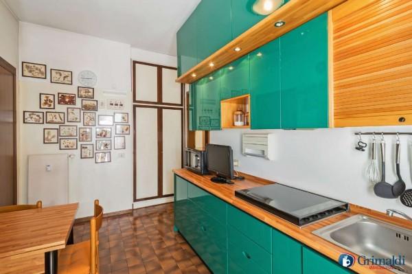 Appartamento in vendita a Milano, Con giardino, 180 mq - Foto 29