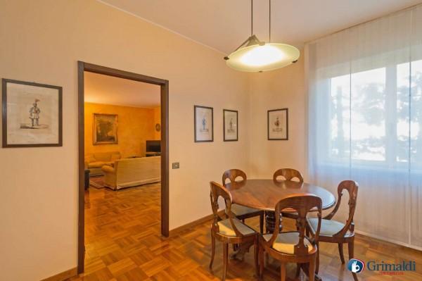 Appartamento in vendita a Milano, Con giardino, 180 mq - Foto 21