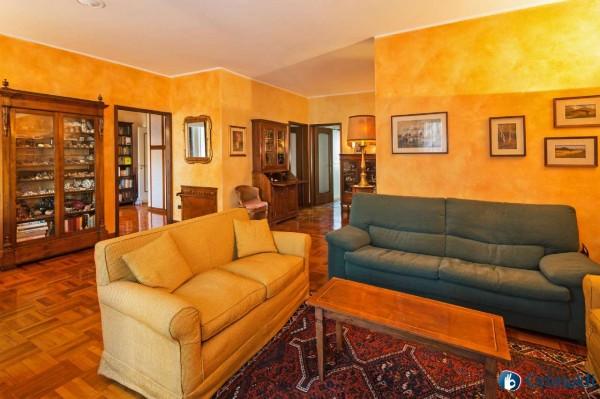 Appartamento in vendita a Milano, Con giardino, 180 mq - Foto 40