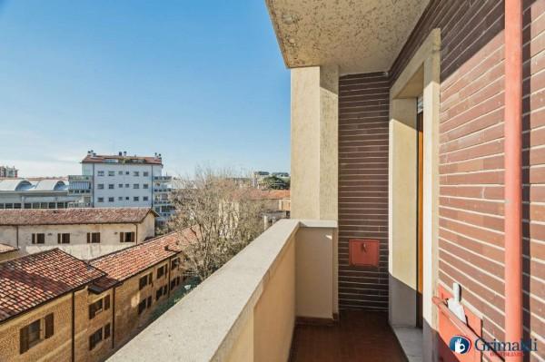 Appartamento in vendita a Milano, Con giardino, 180 mq - Foto 7