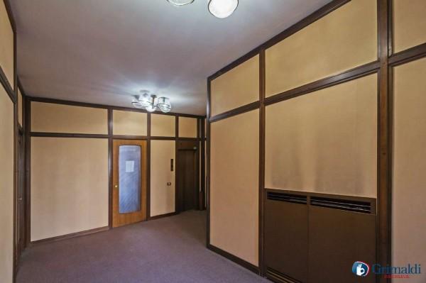 Appartamento in vendita a Milano, Con giardino, 180 mq - Foto 36