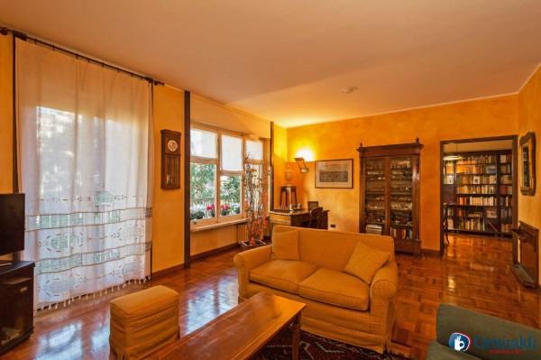 Appartamento in vendita a Milano, Con giardino, 180 mq - Foto 33