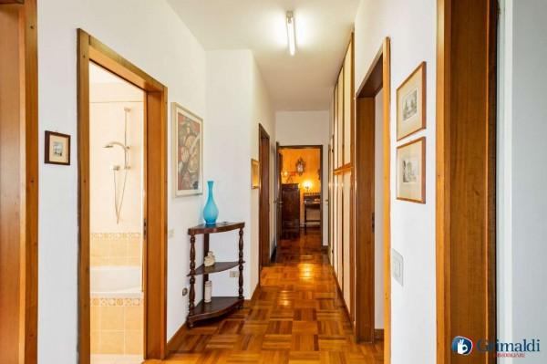 Appartamento in vendita a Milano, Con giardino, 180 mq - Foto 23