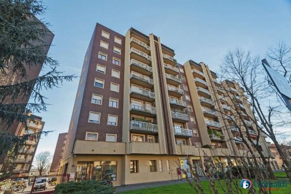 Appartamento in vendita a Milano, Con giardino, 180 mq - Foto 42