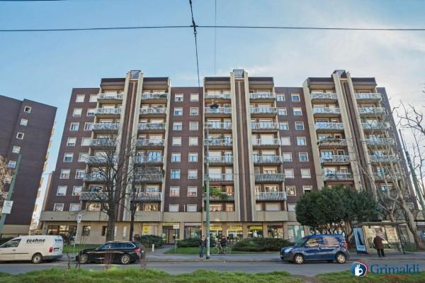 Appartamento in vendita a Milano, Con giardino, 180 mq - Foto 3