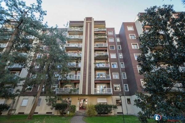 Appartamento in vendita a Milano, Con giardino, 180 mq - Foto 37