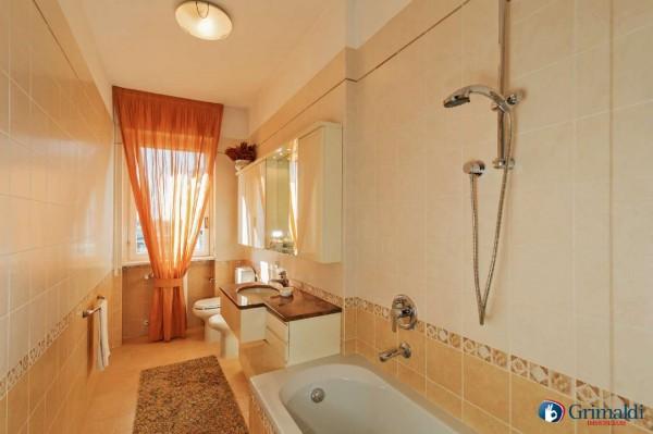 Appartamento in vendita a Milano, Con giardino, 180 mq - Foto 16