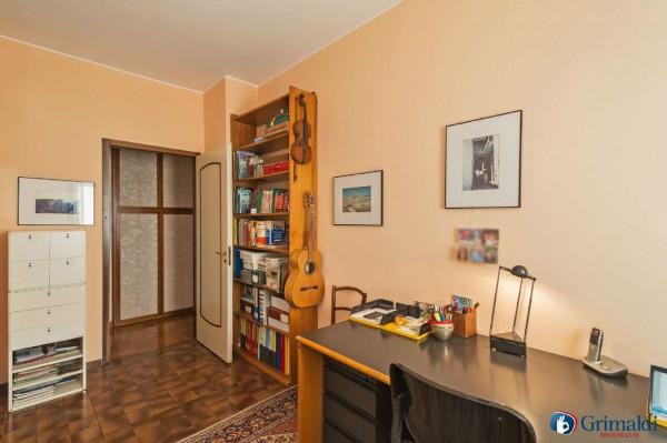 Appartamento in vendita a Milano, Con giardino, 180 mq - Foto 17