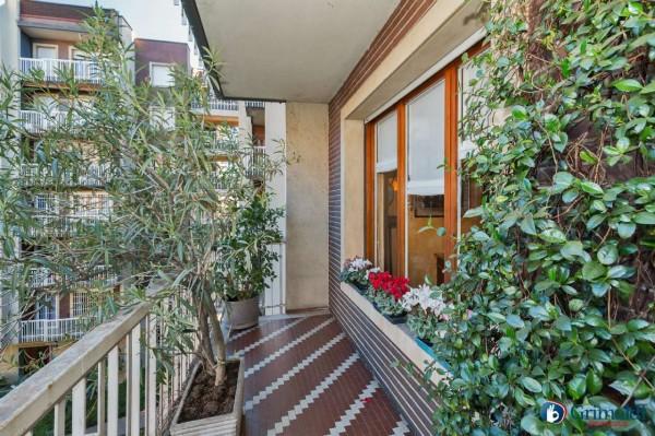 Appartamento in vendita a Milano, Con giardino, 180 mq - Foto 32