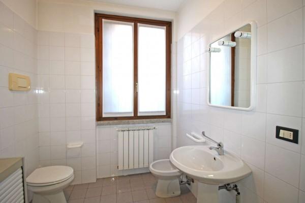 Appartamento in vendita a Cassano d'Adda, Groppello, Con giardino, 70 mq - Foto 12