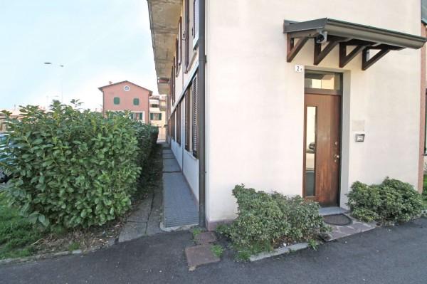 Appartamento in vendita a Cassano d'Adda, Groppello, Con giardino, 70 mq - Foto 7