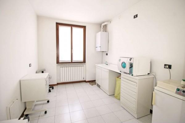 Appartamento in vendita a Cassano d'Adda, Groppello, Con giardino, 70 mq - Foto 15