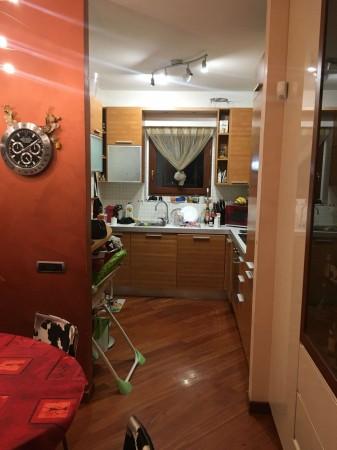 Appartamento in vendita a Rozzano, Chiesa, Arredato, con giardino, 190 mq - Foto 18