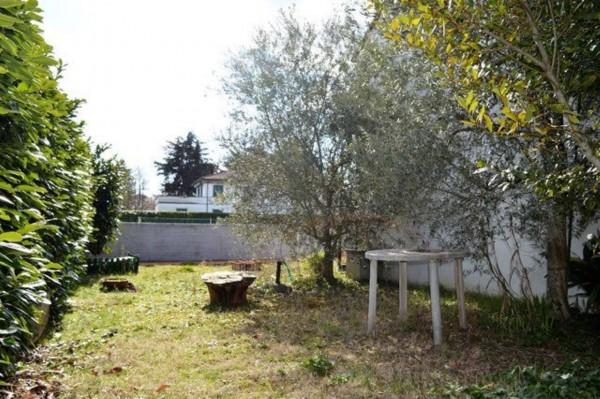 Villetta a schiera in vendita a Forlì, Bussecchio, Con giardino, 210 mq
