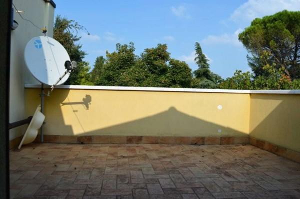 Villetta a schiera in vendita a Forlì, Con giardino, 158 mq - Foto 7