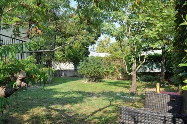 Villetta a schiera in vendita a Forlì, Con giardino, 158 mq - Foto 21