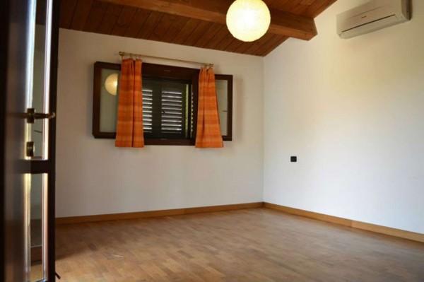 Villetta a schiera in vendita a Forlì, Con giardino, 158 mq - Foto 8