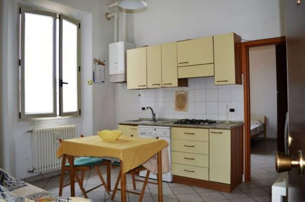 Appartamento in vendita a Forlì, Romiti, Arredato, con giardino, 40 mq