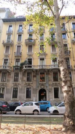 Appartamento in affitto a Milano, Porta Venezia, 125 mq