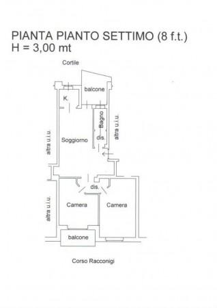 Appartamento in vendita a Torino, San Paolo, 86 mq - Foto 2